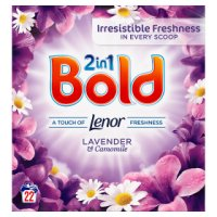 Bold 2in1 Lavender & Camomile Washing Powder 22washes