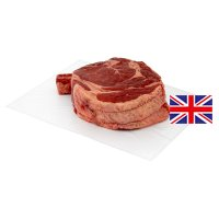 Waitrose West Country beef bone in rib
