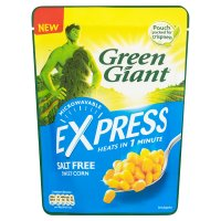 Green Giant express salt free sweet corn