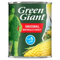 Green Giant canned tender & crisp original sweetcorn