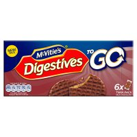 McVities Chocolate Digestives To Go