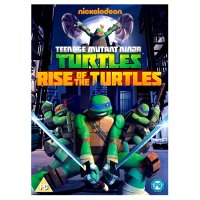DVD Teenage Mutant Ninja Turtles: Rise