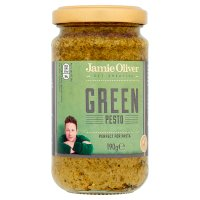 Jamie Oliver` Green Pesto