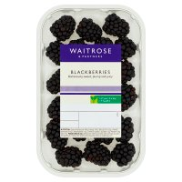 Waitrose Sweet blackberries