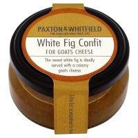 Paxton & Whitfield white fig confit
