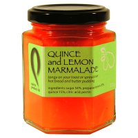 Qunice Products quince & lemon marmalade