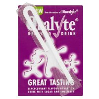 Oralyte blackcurrant