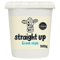Collective Straight Up Unsweetened Yoghurt
