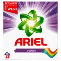 Ariel Actilift Colour & Style Bio Washing Powder 22 Washes
