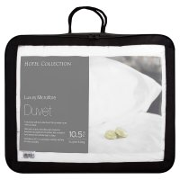 Hotel Collection Luxury Microfibre Duvet (10.5 tog) - Super Kingsize