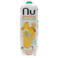 Nu Smoothie Pineapple Banana & Coconut