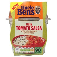 Uncle Ben's Fresh Tomato Salsa