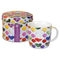 Ella Doran mug in tin sweetie love