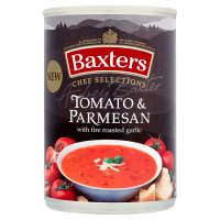 Baxters Chef Selections Tomato & Parmesan