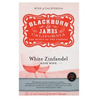 Blackburn & James, Zinfandel, Boxed Rose Wine