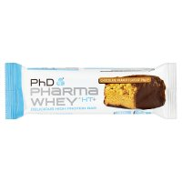 PhD Pharma Whey HT+ Chocolate Peanut Bar