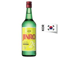 Jinro 25 Korean liquor