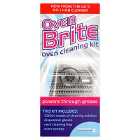 Oven Brite oven cleaning kit
