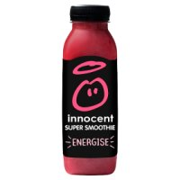 Innocent super smoothie Energise