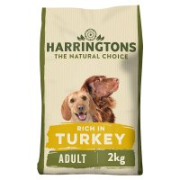 Harringtons turkey & vegetable complete