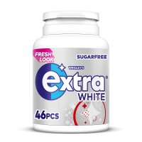 Wrigley's extra white 46 pieces