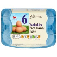 Elliott's East Yorks free range eggs large