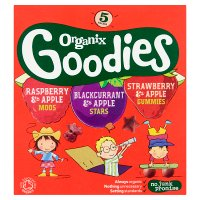 Organix Fruit Shapes