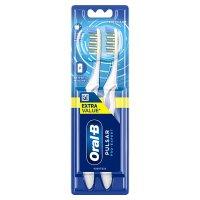 Oral B Pro Expert Pulsar 35 Medium Toothbrush Twin Pack