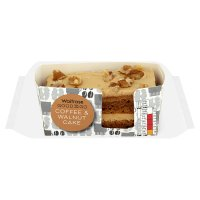 Waitrose Good To Go coffee & walnut cake