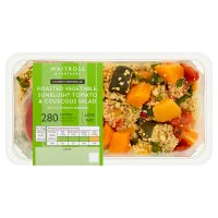 Waitrose LOVE Life you count  Roasted Vegetables sun blush tomatoes and coucous