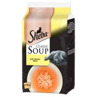Sheba Classic Soup with Chicken Fillets