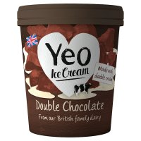 Yeo Ice Cream Double Chocolate