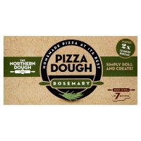 Northern Dough Co. rosemary pizza dough