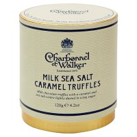 Charbonnel & Walker sea salt caramel truffles - Waitrose