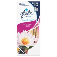 Glade touch 'n' fresh relaxing zen refill