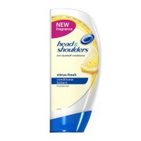 Head & Shoulders citrus conditioner