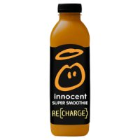 Innocent Defence mango, pumpkin & echinacea super smoothie