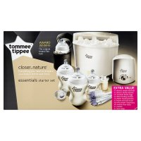 Tommee Tippee Closer to nature essential starter kit