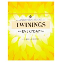 Twinings everyday 240 tea bags