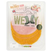 Welly Lean Breaded Ham 13 slices