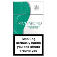 Richmond superking menthol