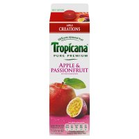 Tropicana apple creations apple & passionfruit