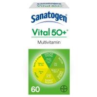 Sanatogen vital 50+ x 60