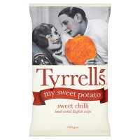 Tyrrells My Sweet Potato Sweet Chilli
