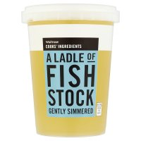 Waitrose Cooks' Ingredients fish stock