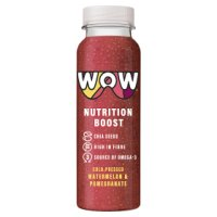 WOW Chia Watermelon & Pomegranate