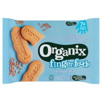 Organix 12 organic baby biscuits - stage 2