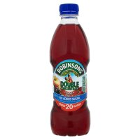 Robinsons Double Concentrate Summer Fruits no added sugar