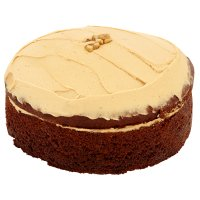Coffee & Walnut Sponge Cake