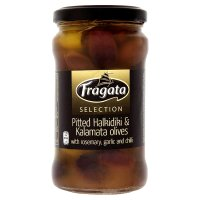 Fragata Pitted Olive with Rosemary